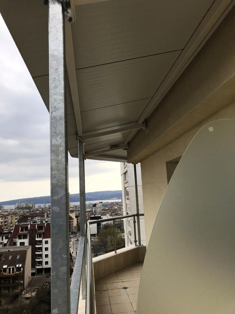 Покрив на тераса Варна - 3