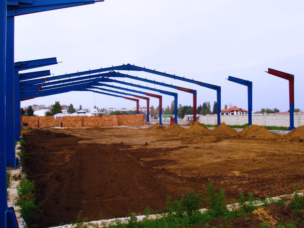 Производствена база на фирма Панда ООД град Добрич - 1