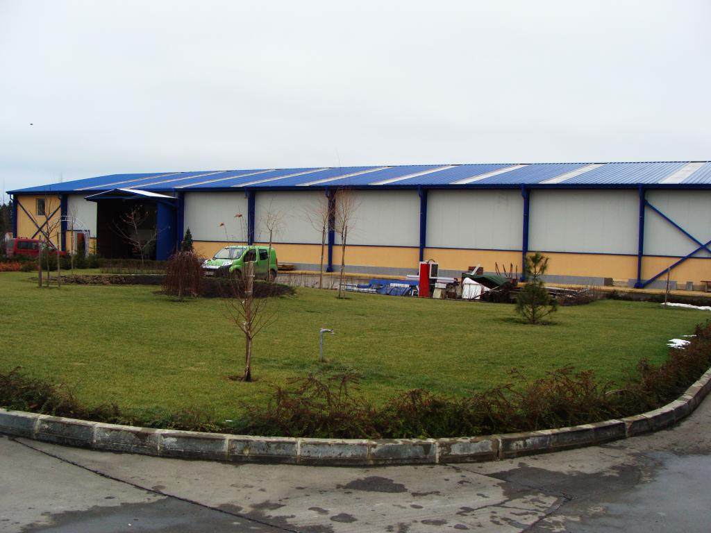 Производствена база на фирма Панда ООД град Добрич - 2
