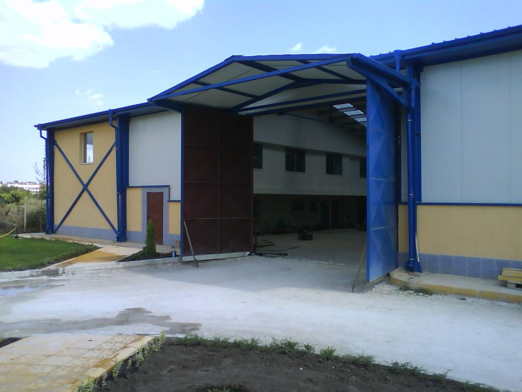 Производствена база на фирма Панда ООД град Добрич - 3