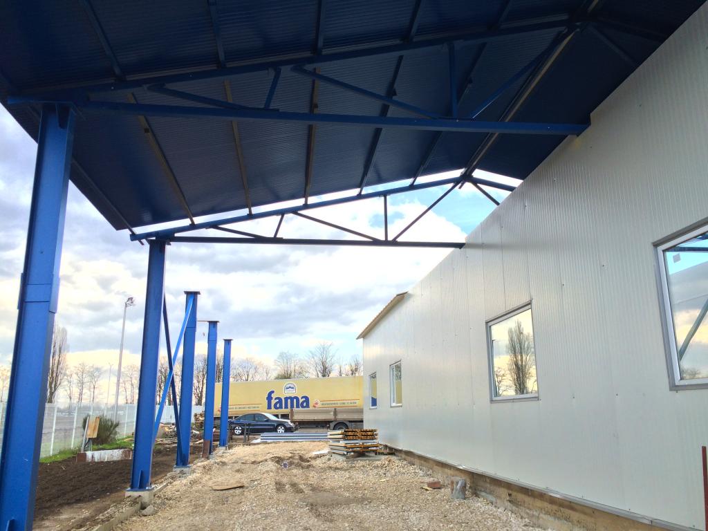 Производствена база на фирма Панда ООД град Добрич - 6