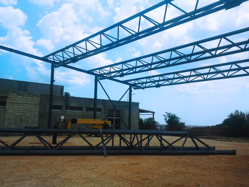 Производствени помещения на Захарни изделия Балчик - 2