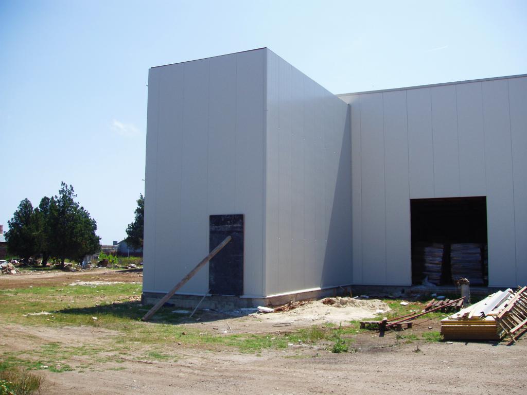 Производствени помещения на Захарни изделия Балчик - 4