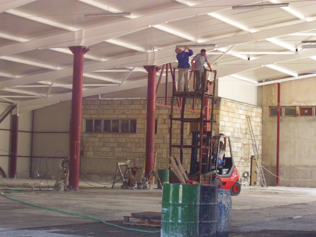 Производствени помещения на Захарни изделия Балчик - 9