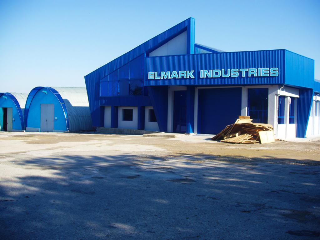 Реконструкция на магазин Елмарк - 1