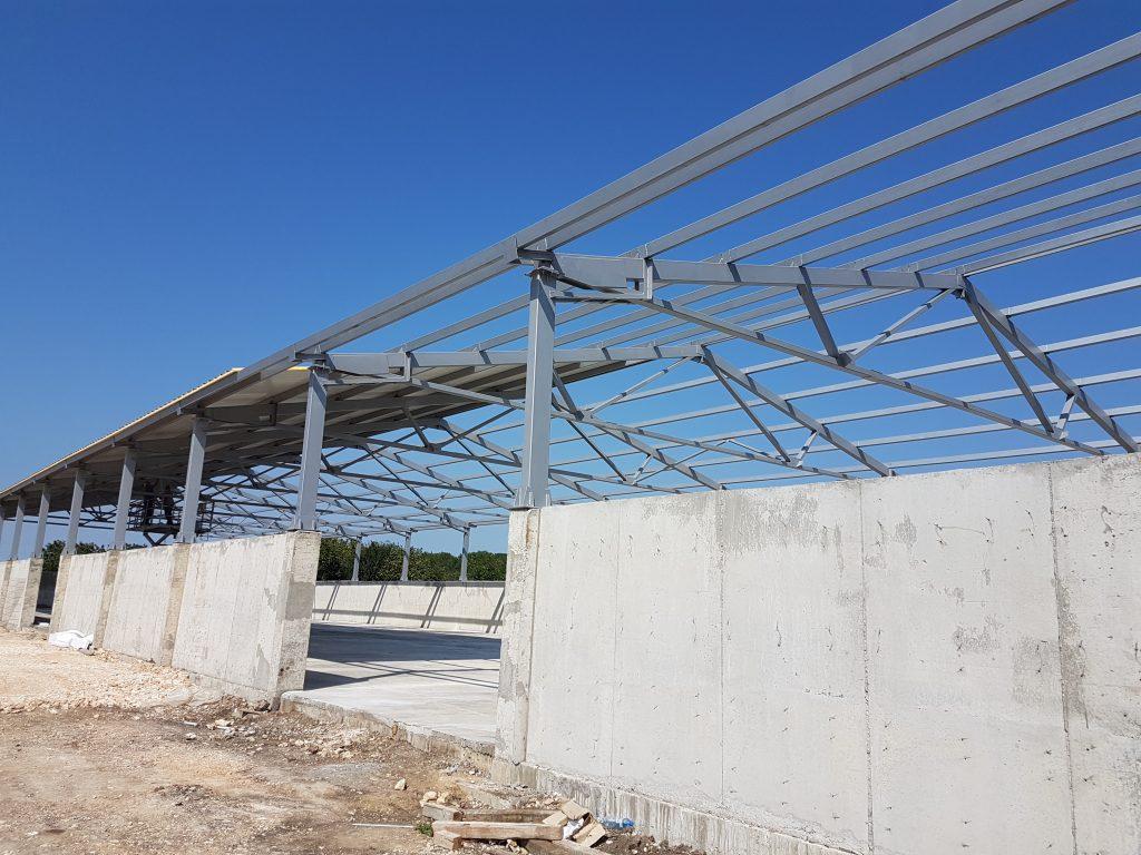 Складове за съхранение на зърно - село Дропла - 3