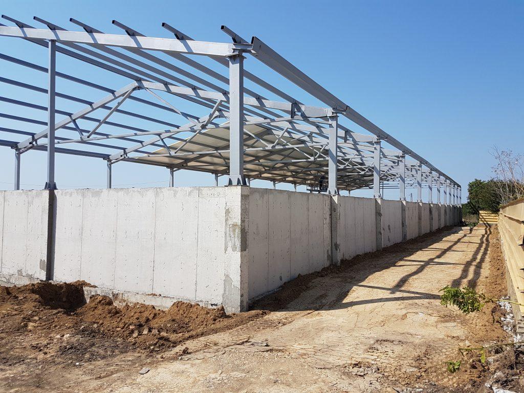 Складове за съхранение на зърно - село Дропла - 4