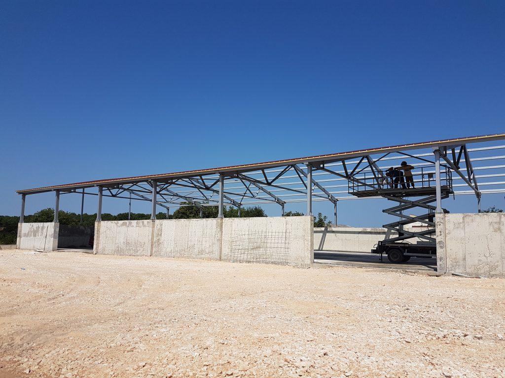 Складове за съхранение на зърно - село Дропла - 6